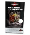 Acrylic menu holder santal model