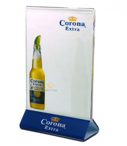 A5 Acrylic menu holder