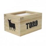 servilletero toro 1