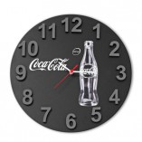 COCACOLA RELOJ LETRAS RELIEVE