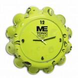 Reloj forma chapa termoconformado
