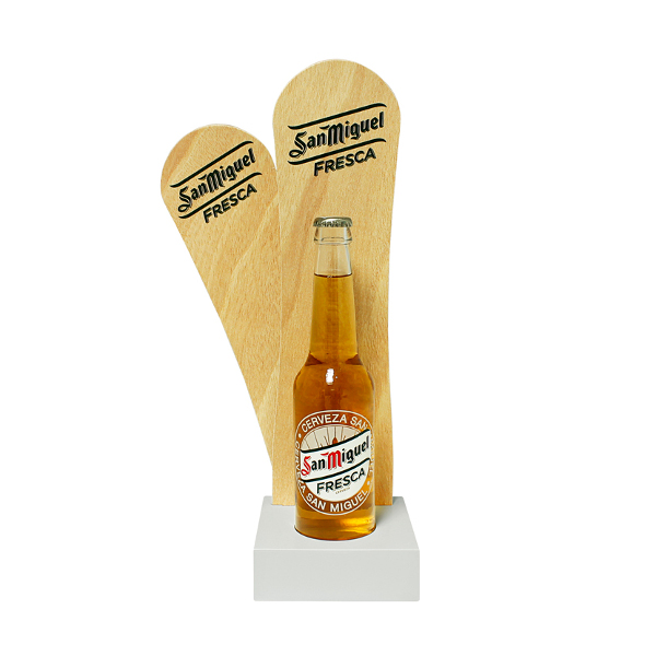 San Miguel Fresca_expositor tablas RED