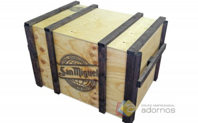 Cajas de madera: Los pros para decoración de interiores comerciales