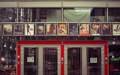 Impresión digital en gran formato y el cine: unidos para triunfar.